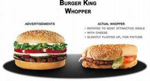 Burger King Advertising