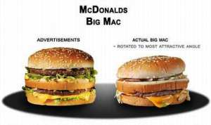 Big Mac Advertising
